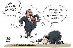 Nach Kritik aus Berlin: Erdogan attackiert Gabriel scharf