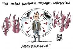 Nach Bundestagswahl: Auswertung beginnt