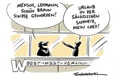 Friedrichstadt-Palast-Intendant wettert über Ostdeutsche: Berndt Schmidt macht Osten für Erfolg des Rechtspopulismus verantwortlich