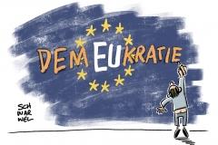 Katalonien und Europa: Demokratie in Europa in Gefahr