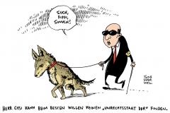 schwarwel-karikatur-unrecht-unrechtsstaat-ddr-gysi