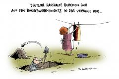 schwarwel-karikatur-bundeswehr-ukraine-einsatz