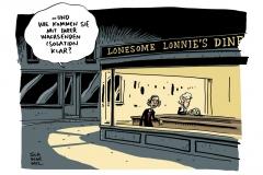 schwarwel-karikatur-isolation-obama-vonderleyen-lobby