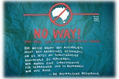 schwarwel-karikatur-no-way-australien-fluechtlingspolitik-fluechtlinge
