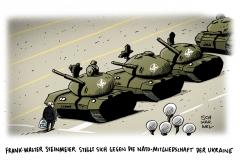 schwarwel-karikatur-steinmeier-nato-mitgliedschaft-ukraine