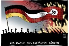 schwatrwel-karikatur-marsch-pegida-demonstration-montagsdemonstration
