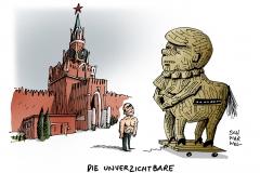 schwarwel-karikatur-merkel-putin-russland-deutschland