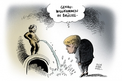 karikatur-schwarwel-merkel-brüssel-eu