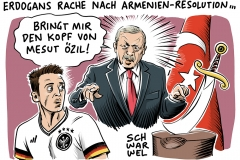 karikatur-schwarwel-erdogan-türkei-armenien-resolution