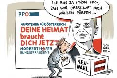 karikatur-schwarwel-fpö-österrich-austria-bundespräsident-neuwahl