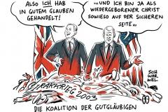 karikatur-schwarwel-irak-briten-irakkrieg-blair