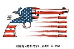 karikatur-schwarwel-us-usa-polistenmorde-waffen