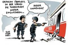 karikatur-schwarwel-todesstrafe-erdogan-tuerkei-renate-kuenast-tweet-polizei