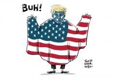 karikatur-schwarwel-donald-trump-amerika-us-usa-president