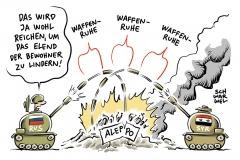 karikatur-schwarwel-aleppo-syrien-buergerkrieg-waffenruhe-russland