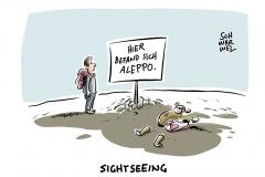 karikatur-schwarwel-aleppo-syrien-krieg-zivilisten