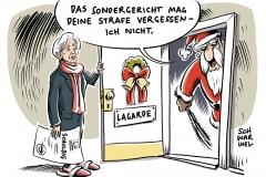 karikatur-schwarwel-lagarde-urteil-verurteilung-strafe-weihnachtsmann-weihnachten