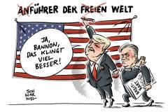 karikatur-schwarwel-donalt-trump-us-usa-amerika-praesident-president-bannon-breitbart