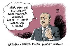 karikatur-schwarwel-erdogan-diktatur-nazi-vergleich-deutschland-wahl-wahlkampf-tuerkei