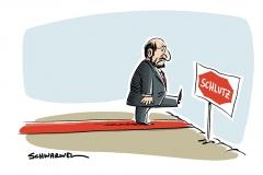 karikatur-schwarwel-martin-schulz-effekt-wahl-bundeskanzler-spd-koalition