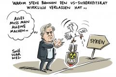 karikatur-schwarwel-syrien-donald-trump-steve-bannon