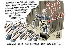 karikatur-schwarwel-g20-gipfel-hamburg-minister-heiko-maas-rock-gegen-links