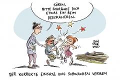 karikatur-schwarwel-g20-gipfel-polizei-polizeieinsatz-ermittlungen-polizeigewalt-demonstration