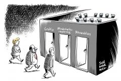GroKo-Sondierungsgespräche: Viele Hürden bei den Verhandlungen