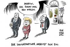 GroKo-Verhandlungen: SPD-Forderungen an Union – CDU zeigt sioch unnachgiebig