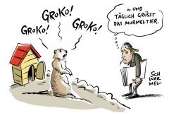 GroKo-Verhandlungen: Tag der Entscheidung anvisiert