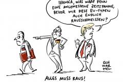 Abgestimmte Aktion nach Anschlag auf Ex-Spion: Deutschland, 13 weitere EU-Staaten und USA beteiligen sich an Ausweisung russischer Diplomaten
