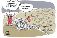 SPD wählt Andrea Nahles zur Vorsitzenden: Mit schlechten 66 Prozent und offenen Zielvorgaben