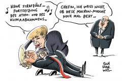 Vor Merkel-Besuch bei Trump: Berlin bietet USA Neuverhandlung über Industriezölle an