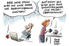 DSGVO: Europas Datenschützer fühlen sich nicht ausreichend vorbereitet