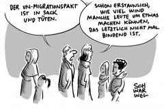 Beschluss in Marrakesch: Merkel lobt UN-Migrationspakt als Meilenstein