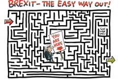 May will Brexit-Deal retten: In verzweifelter Mission