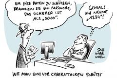 Hackerangriffe auf Prominente und Politiker: AfD nicht betroffen