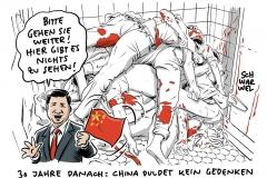 30 Jahre Tian'anmen-Massaker: China duldet kein Gedenken