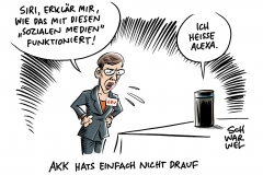 AKK vertwittert sich nach OBM-Wahl in Görlitz: CDU-Vorsitzenden zeigt Unwissenheit oder Überforderung bei politischer Kommunikation