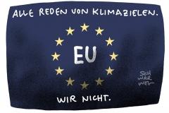EU-Gipfel mit Widerstand mehrerer osteuropäische Staaten: Klimaziele für 2050 nur Fußnote statt Verpflichtung