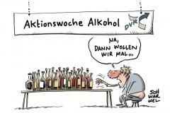 karikatur-schwarwel-alkohol-unfall-strassenverkehr