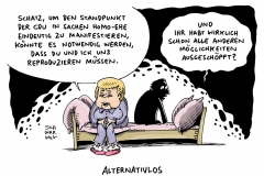 schwarwel-karikatur-homoehe-merkel-cdu