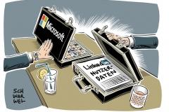 karikatur-schwarwel-linkedin-microsoft