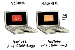 karikatur-schwarwel-gema-youtube
