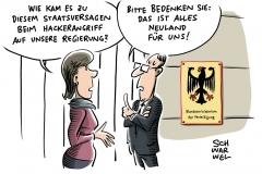 """Obfrau im Ausschuss Digitale Agenda zu Hackerangriff: """"Ein extremes Staatsversagen"""""""