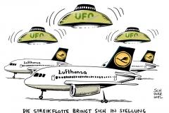 schwarwel-karikatur-ufo-lufthansa