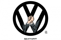 schwarwel-karikatur-vw-machtkampf