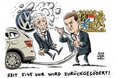 karikatur-schwarwel-abgasaffaere-agbasskandal-vw-volkswagen