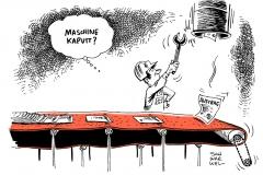 schwarwel-karikatur-maschine-kaputt-fehler-auftrag