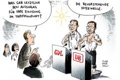 schwarwel-karikatur-tarif-konflikt-gdl-db-deutsche-bahn